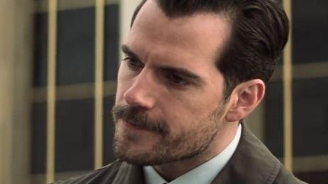 Henry Cavill: El penoso asunto del bigote, ¡develado!