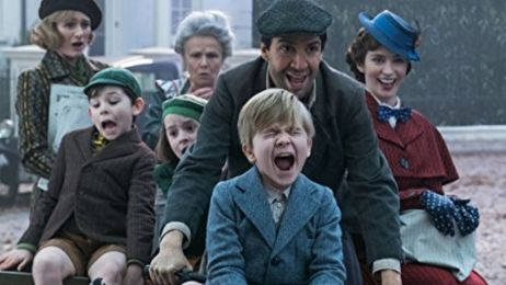 'El regreso de Mary Poppins': Estrena canción en este nuevo clip