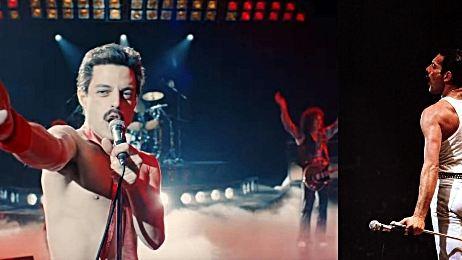5 momentos de Freddie Mercury ignorados por 'Bohemian Rhapsody'