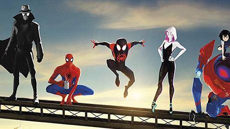 'Spider-Man: un nuevo universo': Todas las versiones arácnidas