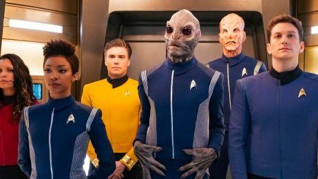 'Star Trek Discovery': Inicia nuevo viaje por Netflix