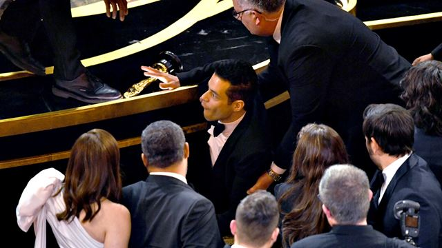 Oscar 2019: Caídas y berrinches que no viste en la ceremonia