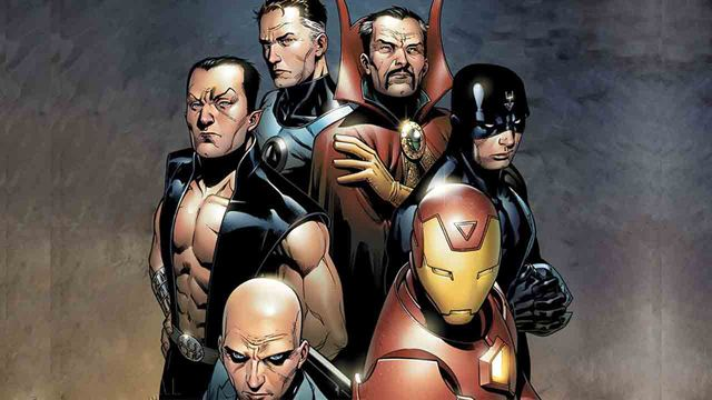 Marvel planea película de 'Los Illuminati'