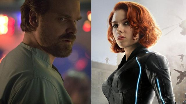 David Harbour entrará al MCU de la mano de 'Black Widow'