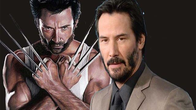 A Keanu Reeves le gustaría ser Wolverine