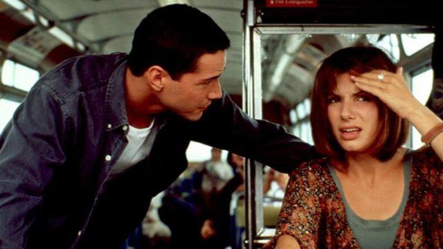 Keanu Reeves confiesa que tuvo un 'crush' con Sandra Bullock