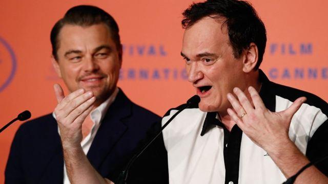 """Quentin Tarantino: """"Nos fascina Charles Manson porque no lo entendemos"""""""