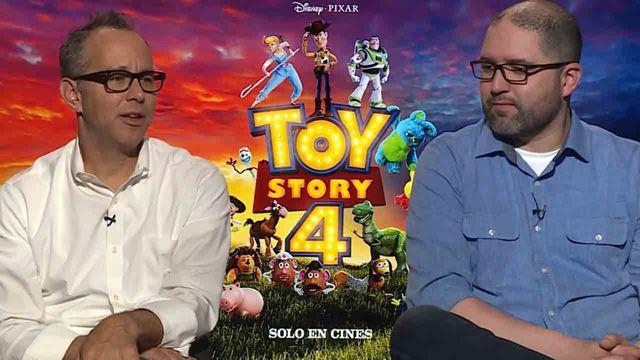 ¿Woody o Buzz?...¿A quién prefieren los creadores de 'Toy Story 4'?