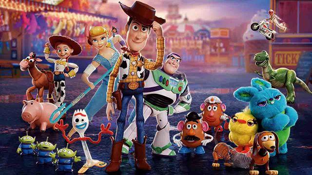 'Toy Story 4': ¡El tercer estreno más taquillero en la historia de México!