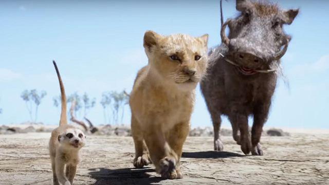 """'El rey león': Así se escucha """"Hakuna matata"""" en el live-action"""