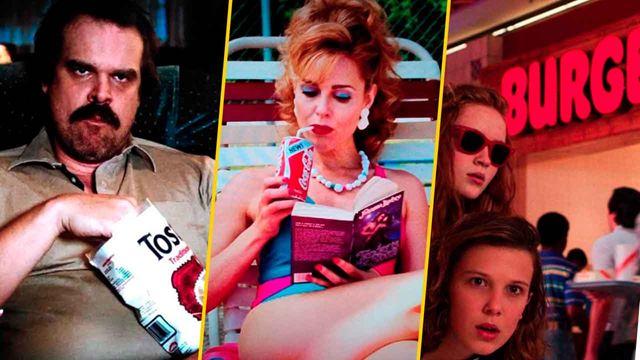 'Stranger Things 3': Todas las marcas que aparecen