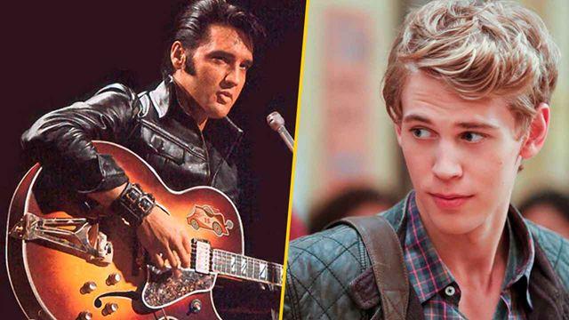 ¡Austin Butler será Elvis Presley en la biopic del Rey del Rock!