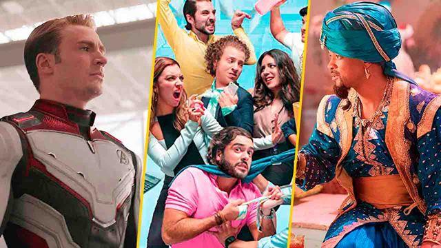 Las 10 películas más taquilleras del primer semestre del 2019