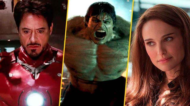 15 curiosidades sobre el inicio de las películas de Marvel