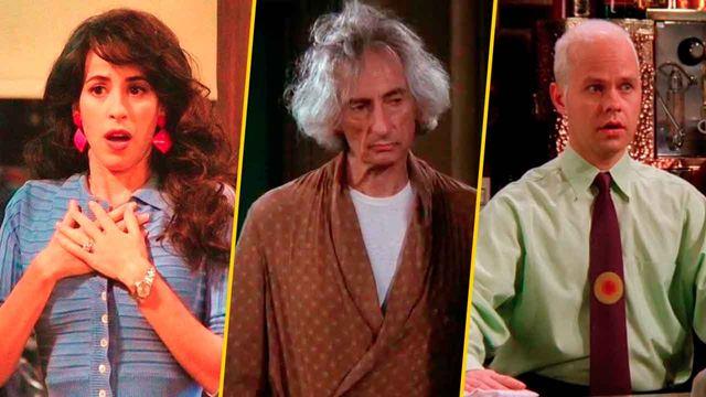 'Friends': Ranking de los 10 mejores personajes secundarios