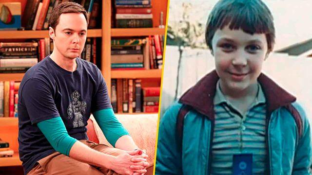 'The Big Bang Theory': Así se veían los protagonistas cuando eran niños
