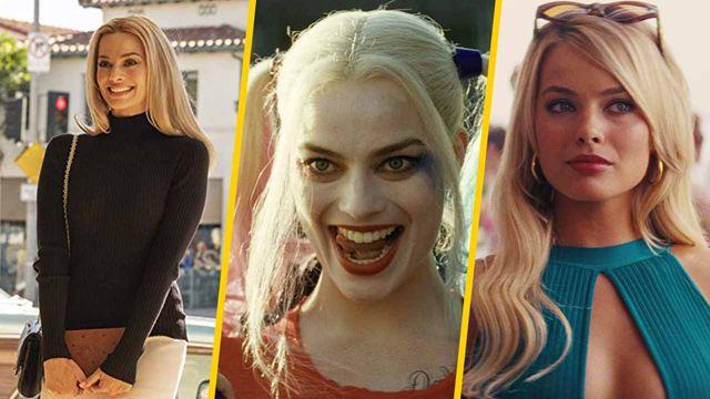 Margot Robbie: 10 de sus personajes que te harán suspirar