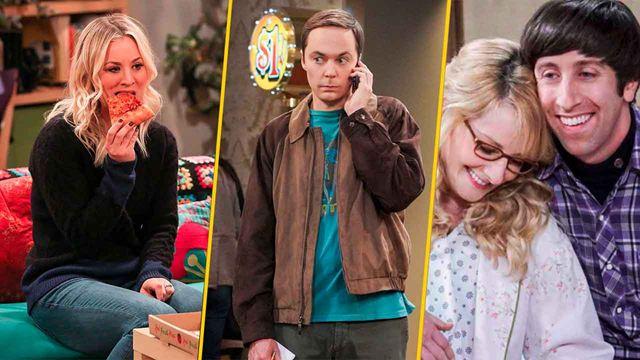 'The Big Bang Theory': 15 momentos que quieren que olvidemos