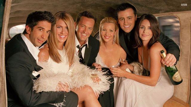 'Friends': Más sorpresas para festejar su 25 aniversario