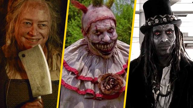 'American Horror Story': 20 crímenes reales que han inspirado la serie