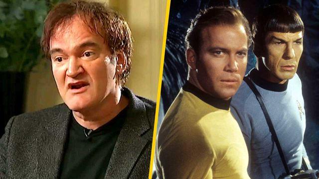 'Star Trek': Filtran la trama de la película de Quentin Tarantino
