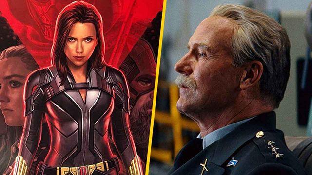 'Black Widow': Foto desde set revela el regreso de un personaje olvidado