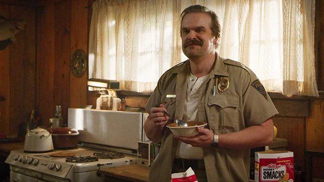 'Stranger Things': Nueva foto desde set indica que Hopper está vivo