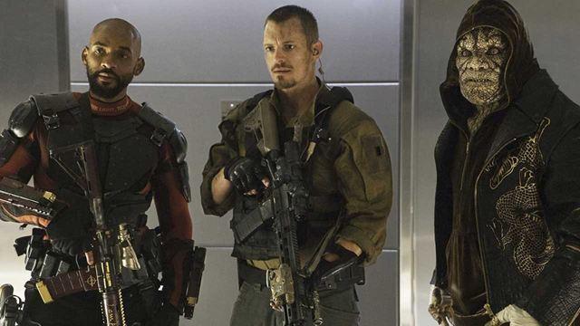 'The Suicide Squad': John Cena y Joel Kinnaman comparten nueva foto