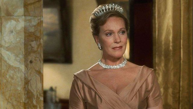 Julie Andrews sigue interesada en 'El diario de la princesa 3'