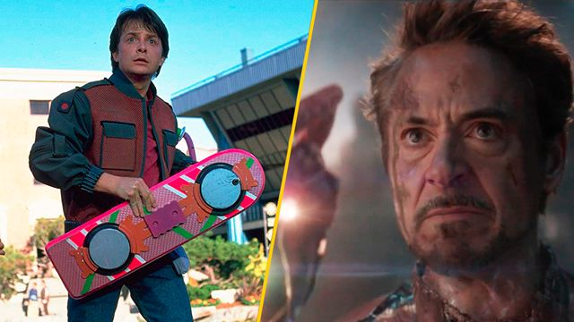 'Avengers: Endgame': El easter-egg a 'Volver al futuro 2' que pocos habían notado