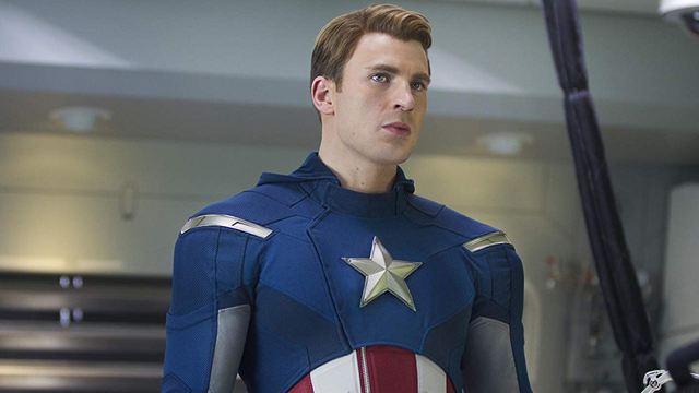 A Capitán América le escondieron la barba en 'The Avengers' y no lo habías notado