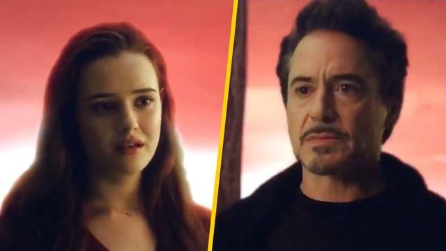 'Avengers: Endgame': Revelan la escena eliminada de Katherine Langford