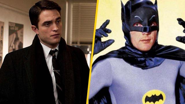 'The Batman': El nuevo traje del superhéroe se parecería al de Adam West