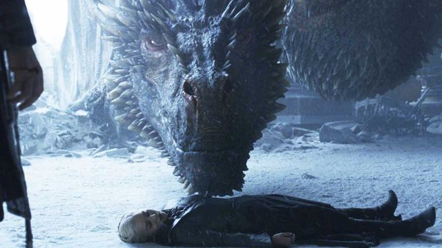 'Game of Thrones': Revelan a dónde llevó Drogon a Daenerys tras su muerte