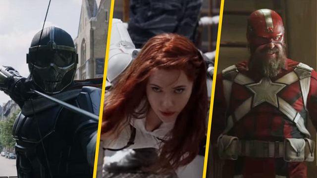 'Black Widow': 17 revelaciones del tráiler que le dan forma a la trama
