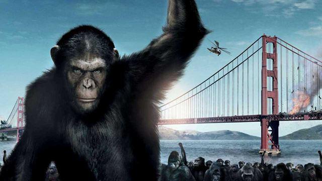 Confirman reboot de 'El planeta de los simios' con Disney