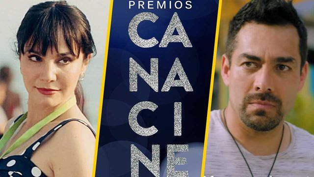 Premios Canacine 2019: Martha Higareda y Omar Chaparro entre los nominados