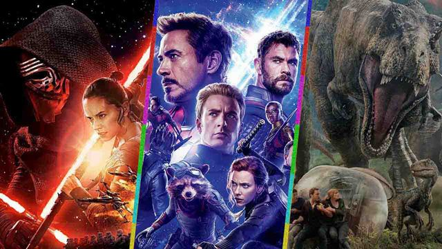 Las 20 películas más taquilleras de la década