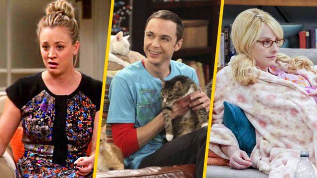 'The Big Bang Theory': 10 errores de continuidad difíciles de notar
