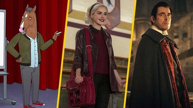 'Drácula', 'El mundo oculto de Sabrina', 'BoJack' y más en los estrenos de enero en Netflix