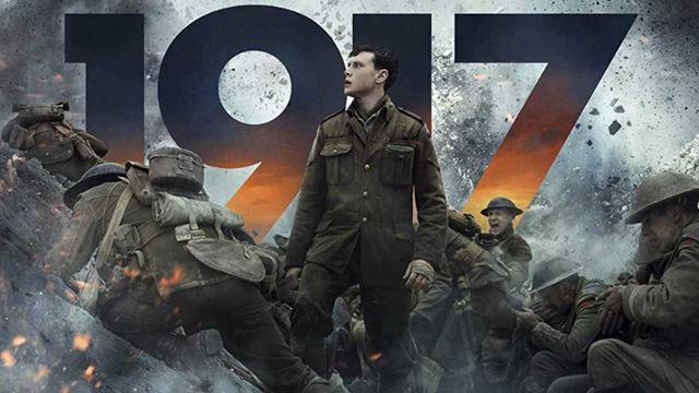 '1917' es la favorita para llevarse el Oscar a Mejor película tras ganar en los PGA Awards