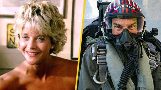 'Top Gun: Maverick': ¿Por qué reemplazaron a Meg Ryan?