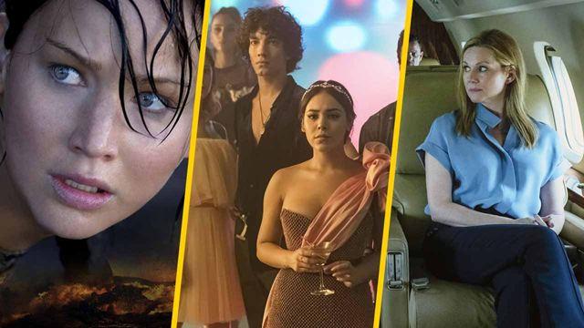 'Élite', 'Los juegos del hambre', 'Ozark' y más en los estrenos de marzo en Netflix