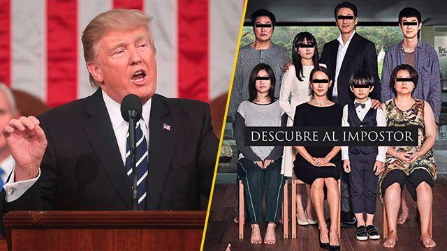 'Parásitos': Donald Trump insulta a la película por ser de Corea del Sur