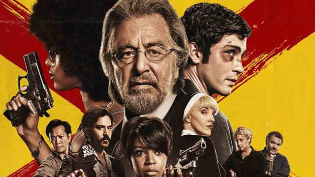 'Hunters': 5 razones para no perderte la nueva serie de Amazon Prime Video