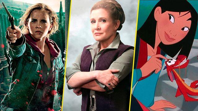 ¿Qué hubiera sucedido si en estas películas no hubiera mujeres?