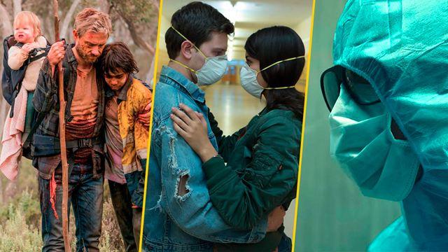 De la peor a la mejor: 10 películas y series de Netflix sobre pandemias