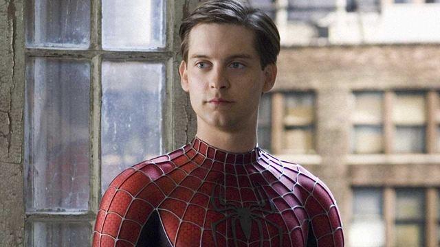 Así luce Tobey Maguire a 18 años de su debut como Peter Parker en 'Spider-Man'