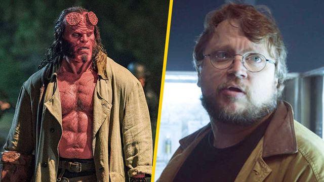 David Harbour culpa a fans de Guillermo del Toro por el fracaso de su 'Hellboy'