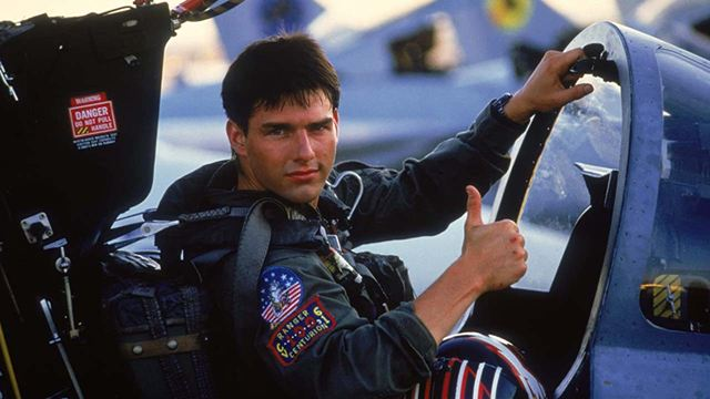 'Top Gun': El actor que casi le quita el papel de Maverick a Tom Cruise